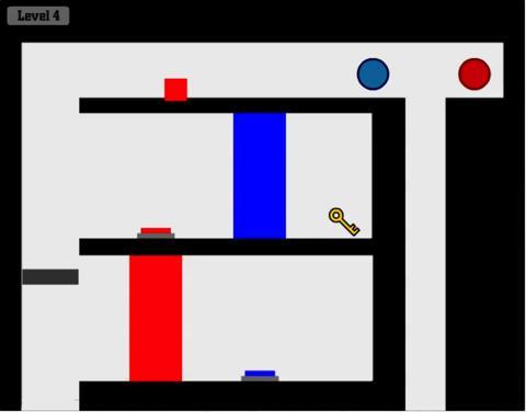 Platformer Revamped game screenshot