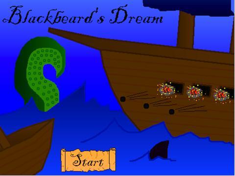 Blackbeard's Dream game screenshot