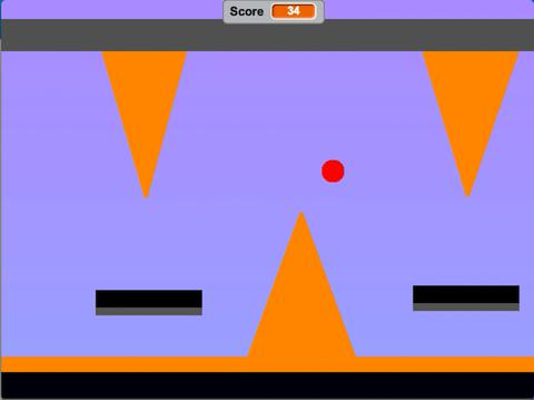 Bounce to Victory game screenshot