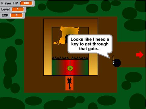 Epiquest game screenshot